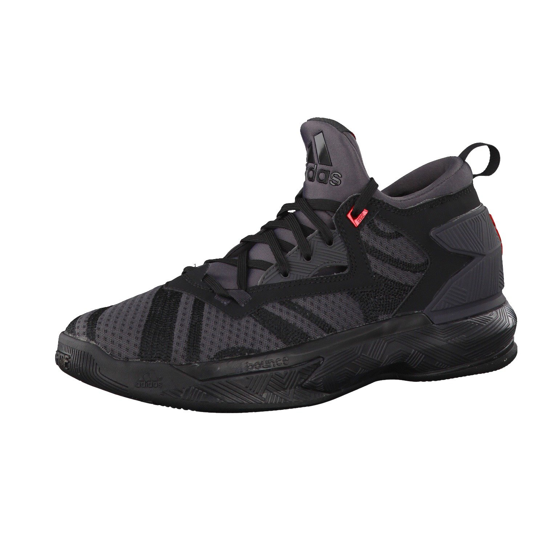 schwarz (Negbas   Neguti   Rojint) adidas Herren D Lillard 2 Basketballschuhe