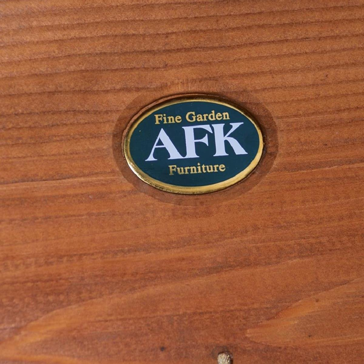 AFK Cottage Arbour Beech Stain (Pallet): Amazon.co.uk: Garden & Outdoors