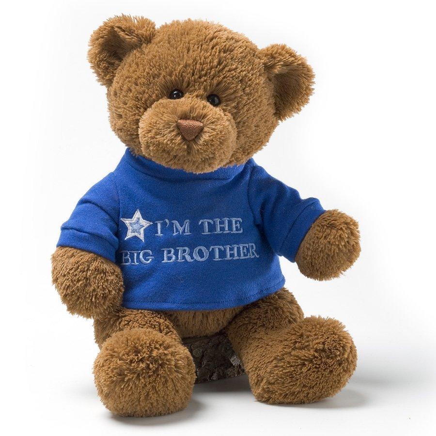 gund big brother bear soft toy gund amazon co uk toys u0026 games