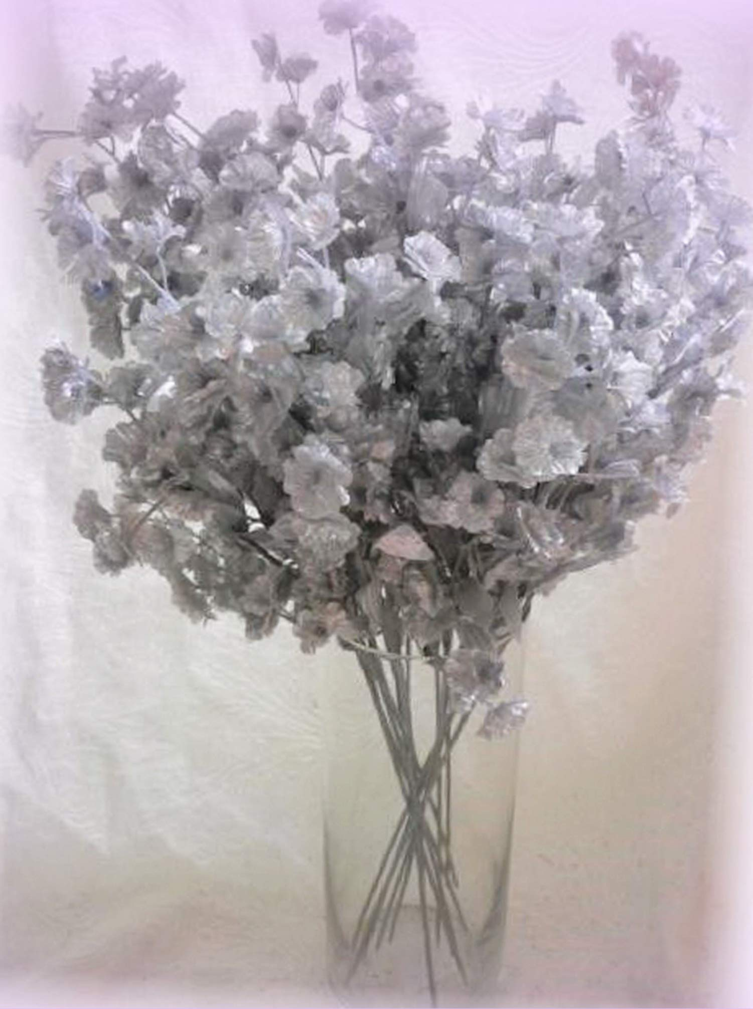 Inna-Wholesale-Art-Crafts-New-12-Silver-Silk-Babys-Breath-Bouquet-Spray-Decorating-Flowers-Fillers-Perfect-for-Any-Wedding-Special-Occasion-or-Home-Office-Dcor