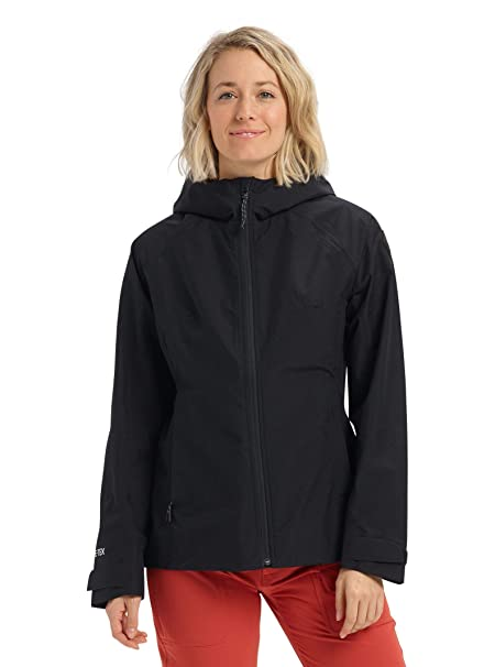 Burton Womens Gore-Tex Packrite Rain Jacket