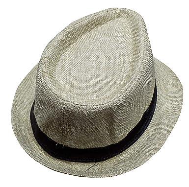 Ekan Fashionable Fedora Hat for Girls aa4d18c0da19