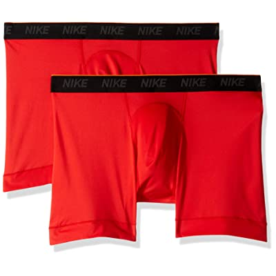.com : NIKE Men's Training Boxer Briefs 2 Pack : Clothing