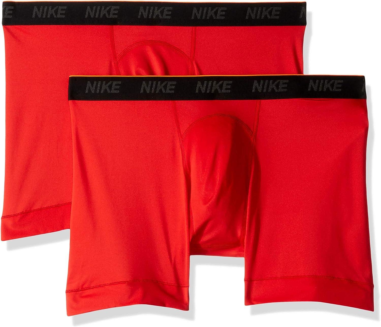 pistón lluvia mitología  Amazon.com: Nike Men's Brief Boxer 2 Pack: Clothing