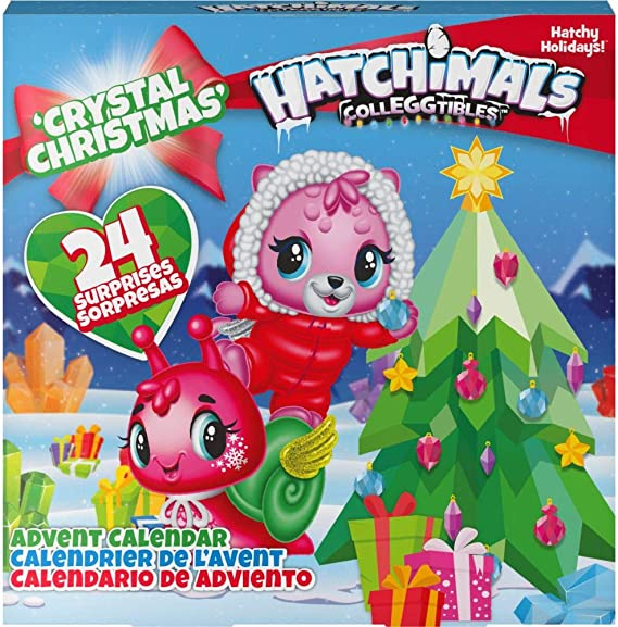 Hatchimals Colleggtibles 6044284 Calendrier de l'Avent Hatchimals