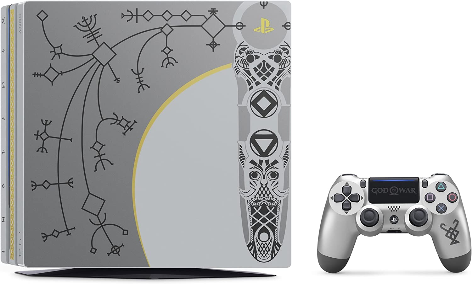 PlayStation 4 Pro (PS4) - Consola Edición Especial + God of War ...