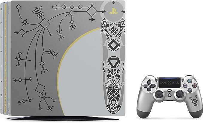 PlayStation 4 Pro (PS4) - Consola Edición Especial + God of War ...