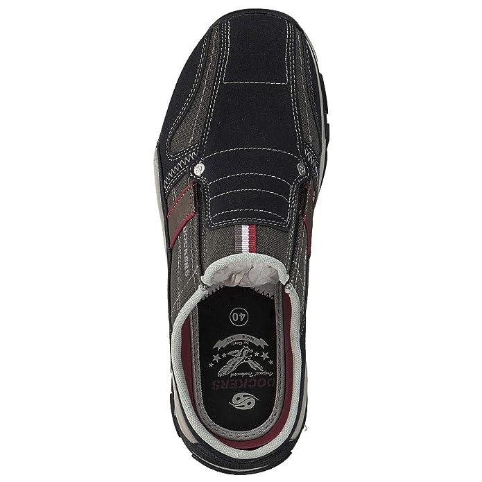neu Gr.36,37,38,39,40,41 aus Synthetik und Textil Sneaker DOCKERS
