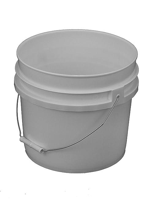 Amazon Com Heavy Duty 3 5 Gallon Bucket  Diameter 10 5 Height Home Improvement