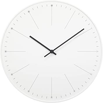 Lemnos Hibiya Tokyo Wall Clock Japan WR12-03