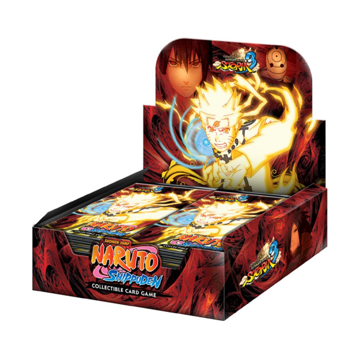 Amazon.com: Naruto Shippuden Juego de cartas Ultimate Ninja ...
