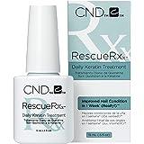 CND Vinylux RescueRXx Daily Keratin Treatment, 0.5 Fl Oz