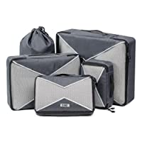 Deals on RVAL 4 Set Packing Cubes