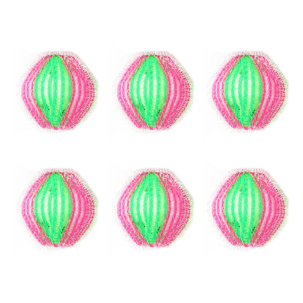 Pinzhi® 6 Pcs 35mm Hair Removal Eco Friendly Laundry Washing Balls for Machine Wash TRTA11A