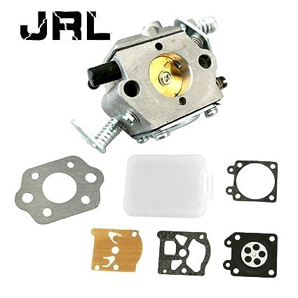 Kit de reparación y jrl motosierra Carburador y junta para Stihl ...