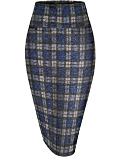 833aa479e Women's Below The Knee Pencil Skirt for Office Wear - Made in USA at ...