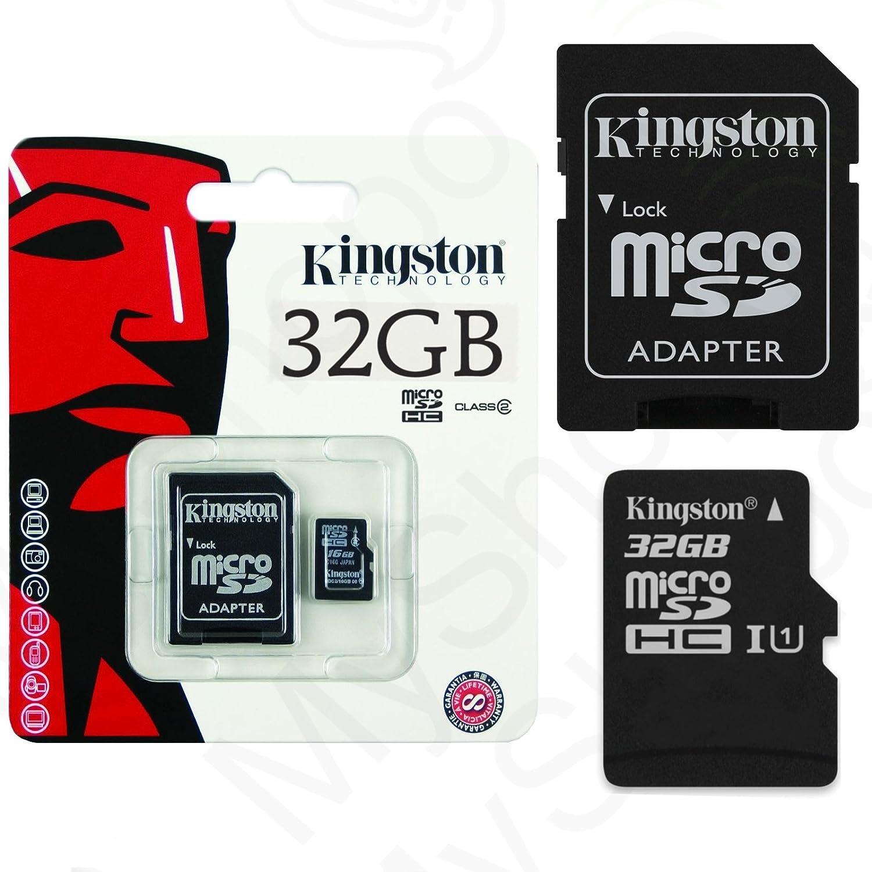 Original Kingston Microsd Speicherkarte 32gb Für Computer Zubehör