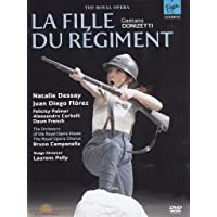 Gaetano Donizetti - La Fille du régiment / Dessay, Florez, Palmer, Corbelli, French, Campanella, Pelly (Royal Opera House 2007)