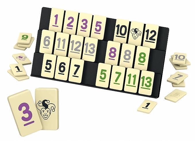 Classic Line Schmidt Spiele 49282 Rummy Spielfiguren