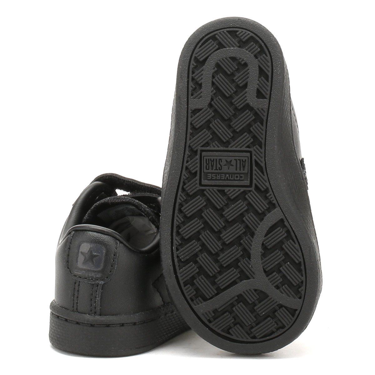 c66048c93e88 Converse PL 2V OX Infant Trainers Boys Black - 5 Toddler - Low top  Trainers  Amazon.co.uk  Shoes   Bags