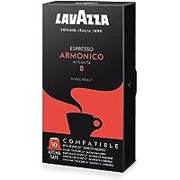 avazza 拉瓦萨意式浓缩咖啡胶囊, 50 意式协调浓缩咖啡胶囊 (5 x 10 个)