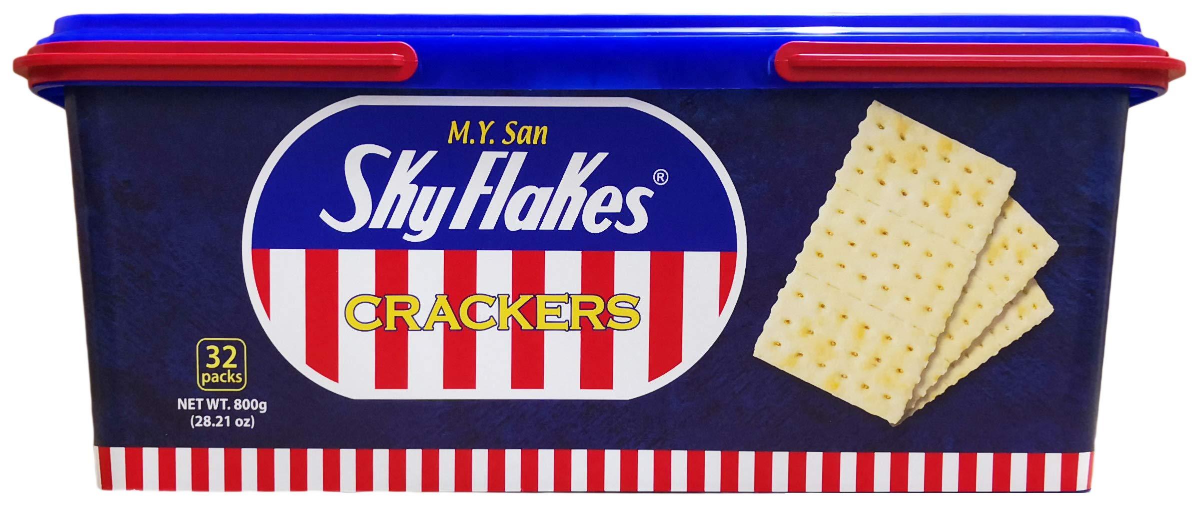 Sky Flakes Crackers (28.21 oz) 800g