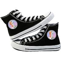 Y current Kpop BTS lona zapatos de ocio