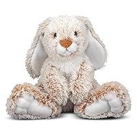 Melissa & Doug Burrow Bunny Rabbit Stuffed Animal (35.50 cm)