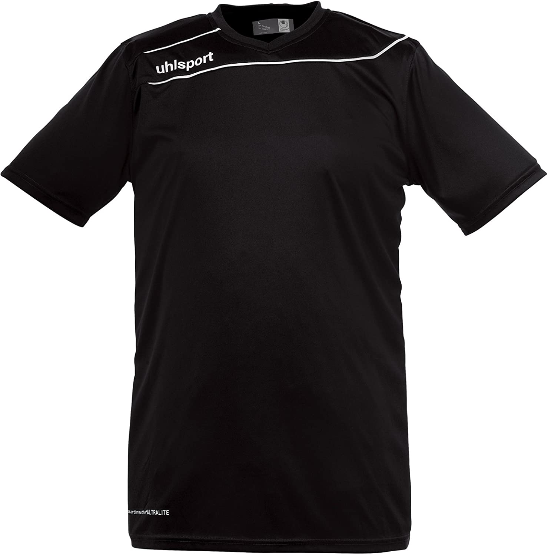 Hombre uhlsport Stream 3 Maillot Manches Courtes Camiseta