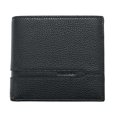 uk availability 12d78 2ecc2 Amazon | ブルガリ BVLGARI 財布 二つ折り財布 メンズ レザー 本 ...