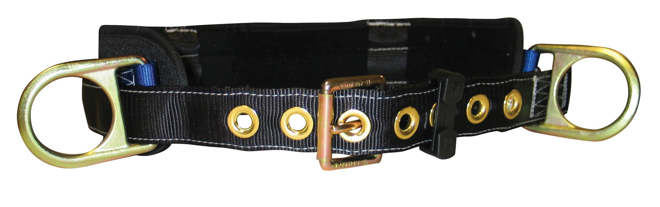 FallTech 7055L Position Belt Deluxe 2 D-Rings with 4-Inch Pad, Large by FallTech