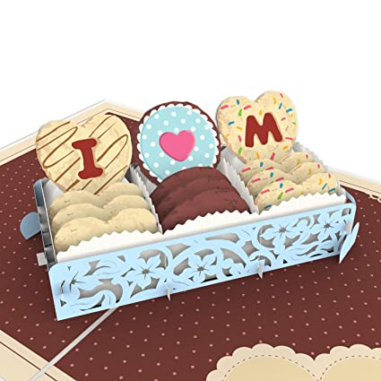 Colorpop Card Love Cakes For Mom Mothers Day Birthday Gift Mother