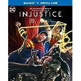 Injustice (Bilingual/Blu-ray + Digital)