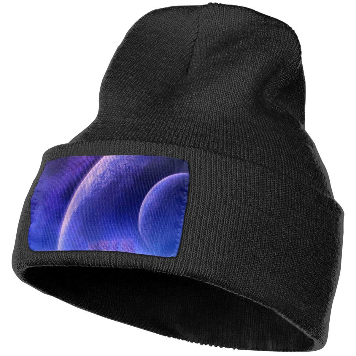 100/% Acrylic Acid Mas Beanie Hat Ruin The Vast Planet Fashion Knitting Hat for Men Women