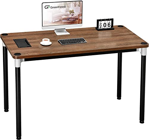 GreenForest Computer Desk 47″ Home Office Writing Small Desk