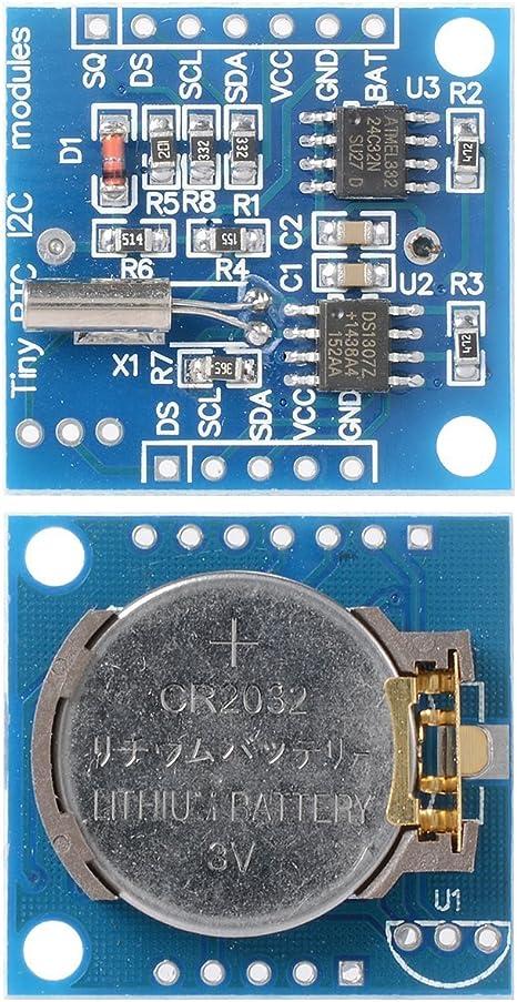 Echtzeituhr-Modul Arduino RTC DS1307 Winzigen Rtc Real Time Clock Realtime Modul