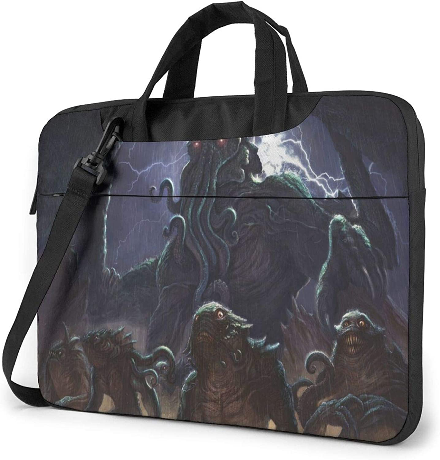 Cthulhu Laptop Bag Tablet Portable Briefcase Protective Case Cover Messenger Bags