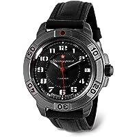 VOSTOK | Komandirskie 436186 Commander Russian Military Mechanical Wrist Watch | WR 20 m | Fashion | Business | Casual…
