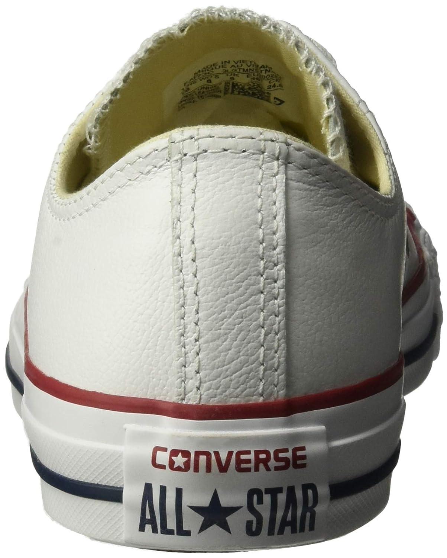 Converse (Blanc) Unisex-Erwachsene Ct Ox  Sneaker Weiß (Blanc) Converse 0af23b