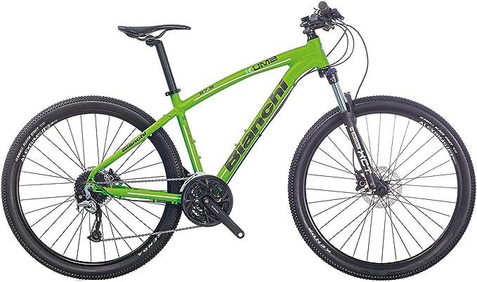 Bicicleta Bianchi Kuma 27.2 2016, Medium: Amazon.es: Deportes y ...