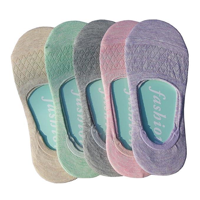 f6331355453e FAYBOX Damen Boot Socke Kein Show Liner Tief Schnitt Bunte Packs ...