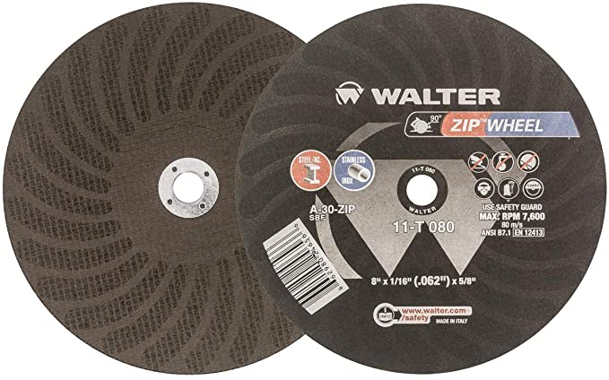 PFX 6 x .040 x 7//8 Type 1 Metal Cut Off Wheel for Angle Grinders 25 Count