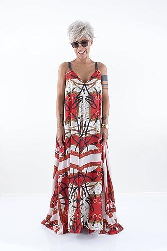 Amazon Com Lockerroom Maxi Long Printed Summer Boho Wedding Guest