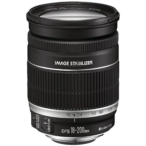 Canon Obiettivo EF-S 18-200 mm 1:3.5-5.6 IS