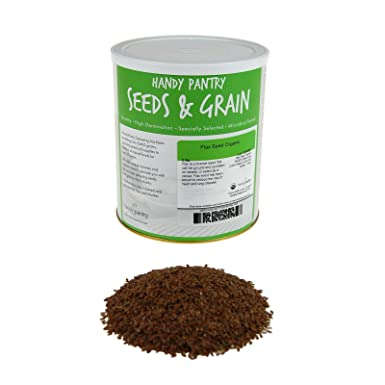 café de semillas de lino orgánico – Canadiense flaxseeds ...