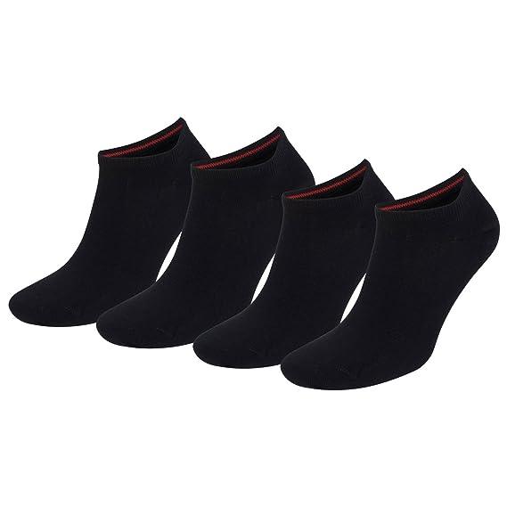 Tommy Hilfiger Calcetines para Hombre (Pack de 4): Amazon.es: Ropa y accesorios