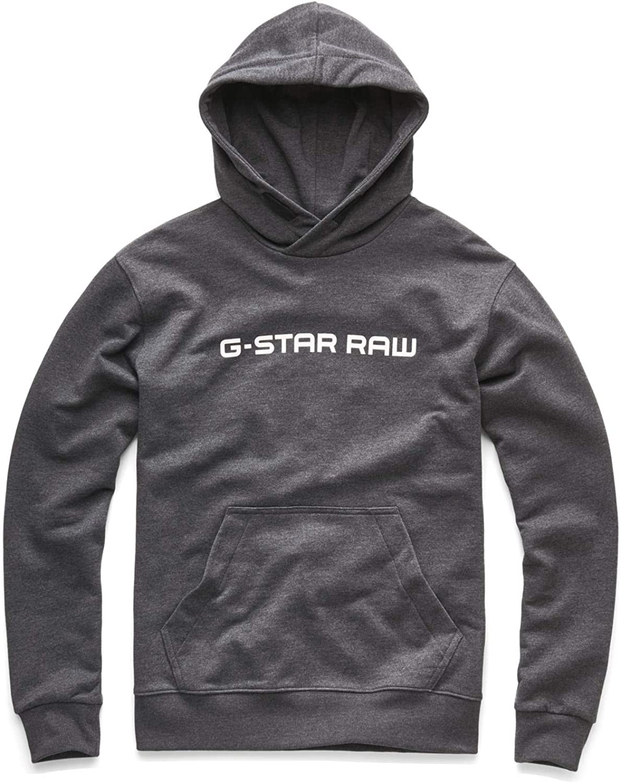 G-STAR RAW Loaq Hooded Sw L/S Capucha para Hombre