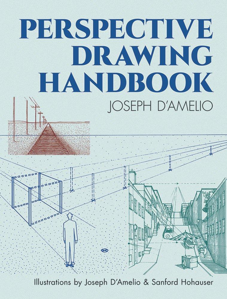 Perspective Drawing Handbook  Dover Art Instruction
