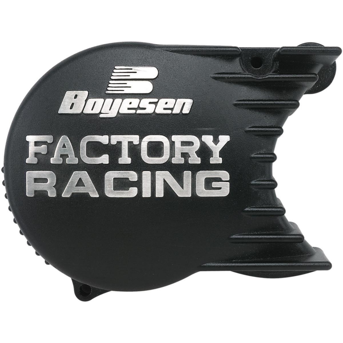 Boyesen SC-40B Black 'Factory Racing' Ignition Cover