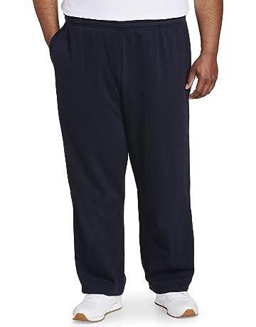 3c3c04e62 Amazon Essentials Men's Big & Tall Fleece Sweatpant fit ...